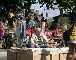 samstag flohmarkt frankfurt